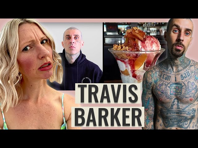 Dietitian Reviews Blink 182 Travis Barker's Vegan Diet (This One Crushed My 90's Nostalgia)