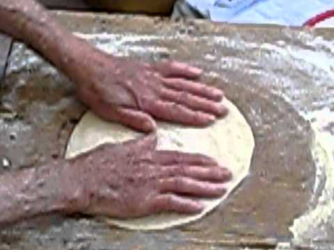 how to make lebanese bread youtube