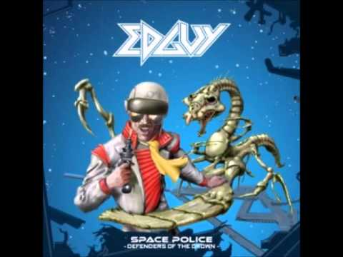 Edguy - Space Police (Backing Track)