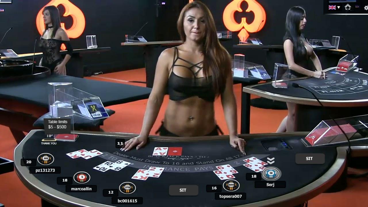 Stacked Decks Part Strip Poker Takes Off