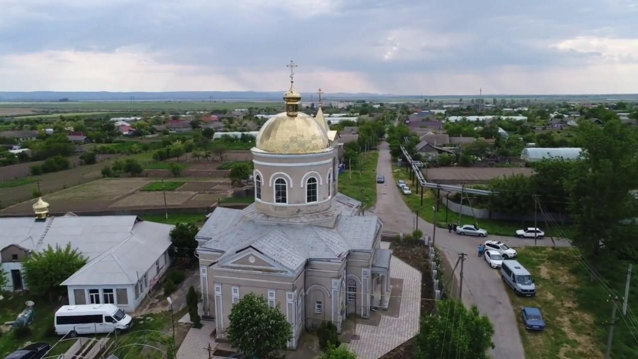 Всенощное бдение в с. Новосельское