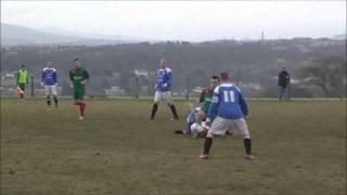 Llandegfan Antelope FC vs Bodorgan FC