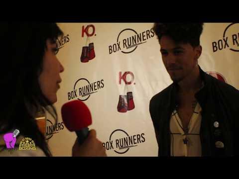 Boxing With B Interviews Ray Donovan Star Dominique Columbus