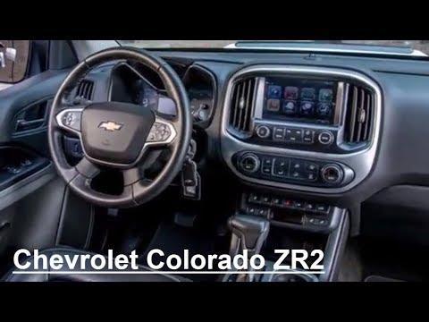 Chevrolet Colorado ZR2 Concept - autoholics daily news 2018