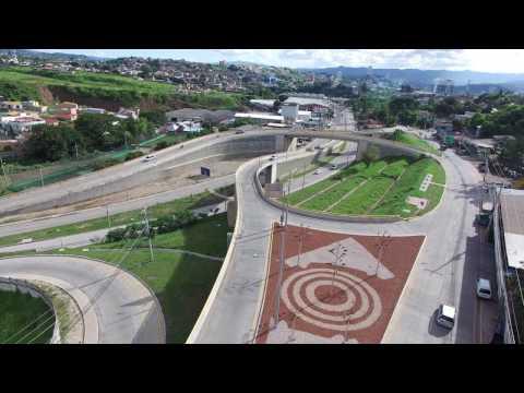 La Nueva Capital Tegucigalpa, Honduras