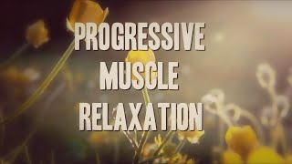 Video Progressive Muscle Relaxation  (WITH Music) download MP3, 3GP, MP4, WEBM, AVI, FLV September 2018