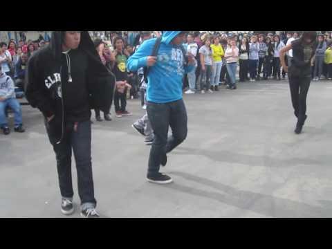 BHS Shuffle vs. Jerk