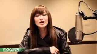 Senran Kagura Burst Guren no Shojotachi - Eri Kitamura & Hitomi Harada Message (Japanese)