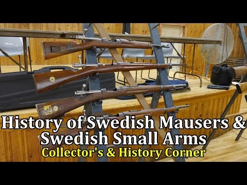 History of Swedish Mausers and Swedish Small Arms | Collector's & History Corner