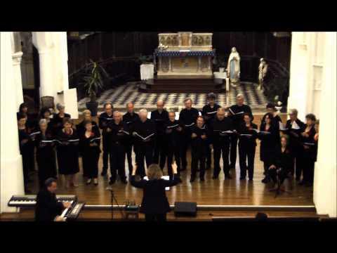 Allelujah de Haendel, concert du 31 mai 2015, Dominique Levacque organiste