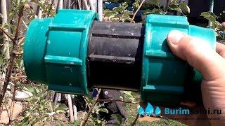 Оголовок для скважины: диаметр трубы, инструкция по установке своими руками, видео и фото