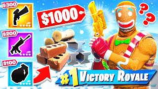 Fortnite SHOPPING Challenge *NEW* Game Mode in Fortnite Battle Royale