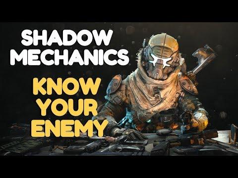 Titanfall 2   Shadow Mechanics