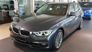 2018 BMW 320i Touring Modell Luxury Line | -[BMW.view]-
