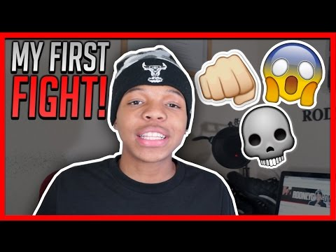 MY FIRST FIST FIGHT l STORY TIME!👊🏾😱