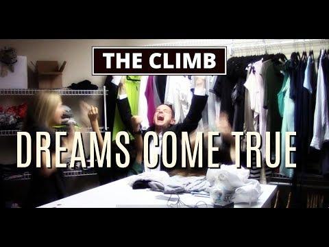 THE CLIMB With Jeff Davis - Dreams Come True