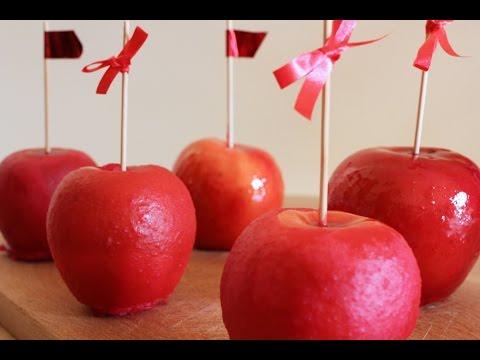 mele-caramellate-|-mele-stregate-|-candy-apples