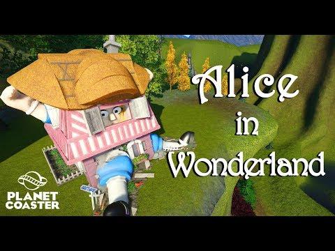 SPEED BUILD #6 - Alice In Wonderland Prop