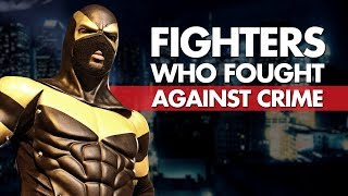 Top 10 Fighters Who Used Their Skills To Fight Crime