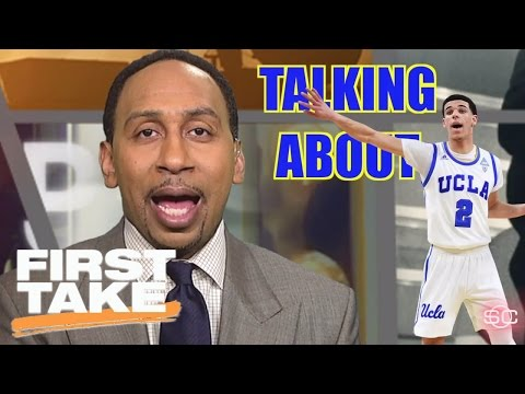 Lonzo Ball's Workout Decision Splits Max And Stephen A. | ESPN Video