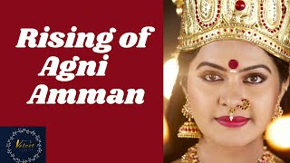 Rising of Agni Amman featuring Saravanan Meenakshi fame, actress Rachitha Mahalakshmi #makeover