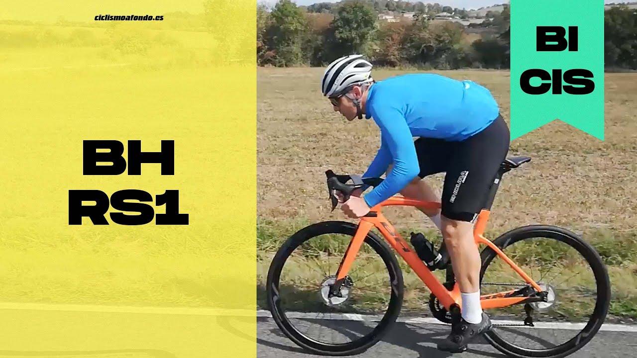 BH RS1: Presentación y prueba de la nueva bici de carretera aerodinámica de BH | Ciclismo a Fondo