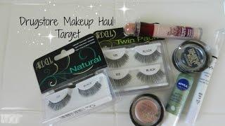 Drugstore Makeup Haul - Target Thumbnail