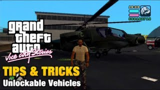 gta vice city stories how to get a big plane