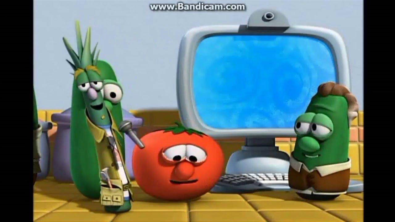 Veggie tales gideon tuba warrior 46 big dreams 1 t for Veggietales pistachio coloring pages