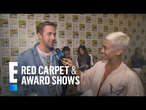 Ryan Gosling Talks Making Harry Styles' Heart Rate Jump | E! Live from the Red Carpet