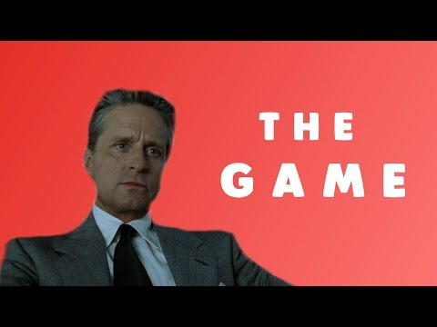 THE GAME: David Fincher & The Lonely Protagonist