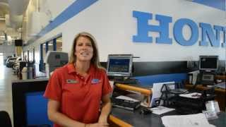 Louisville Honda Dealer: Sam Swope Honda World: Service Center Showcase