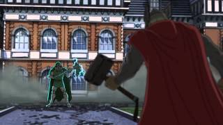 Avengers Assemble    The Avengers vs Dr  Doom Video