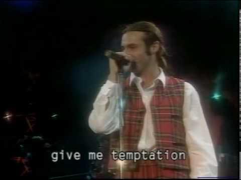 Wet Wet Wet - Temptation (Live) - Edinburgh Castle - 5th September 1992 - Includes Lyrics!