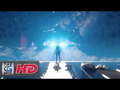 "CGI 3D Animated Short ""Precursors"" - by Mikhail Davydov"