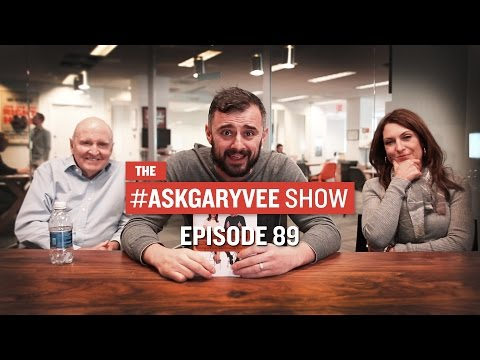 #AskGaryVee Episode 89: Jack & Suzy Welch Talk About Efficiency, Creativity, & Failure