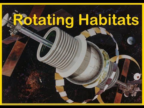 Megastructures E04: Rotating Habitats