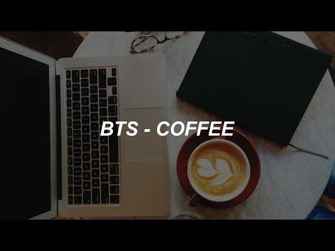 BTS (방탄소년단) 'Coffee' Easy Lyrics