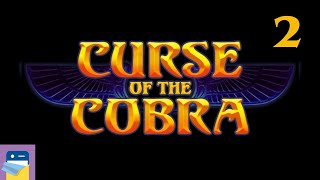Curse of the Cobra: iOS / Android Gameplay Walkthrough Part 2 (by Fire Maple Games)