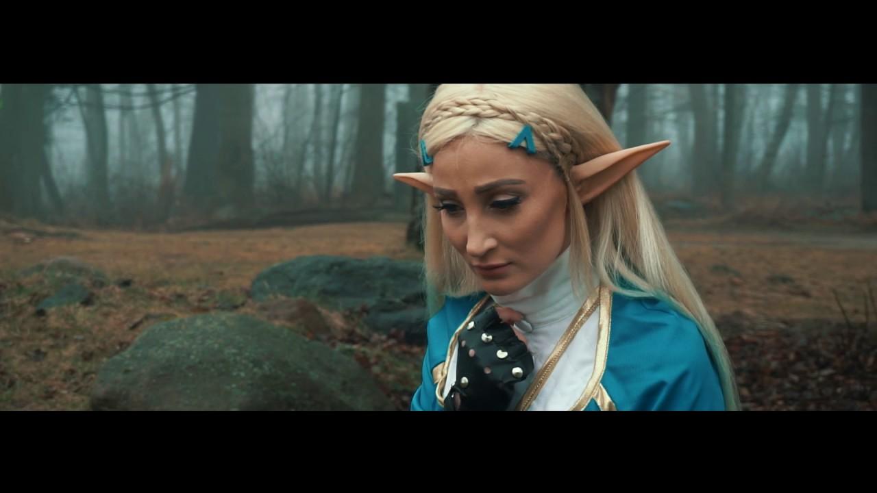 The Legend Of Zelda: Breath Of The Wild Cinematic Video
