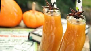 Как приготовить сок из тыквы