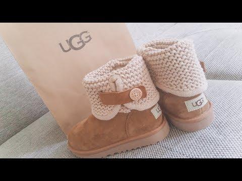 UGG Australia  Children's Shoes \ UGG Australien Kinderschuhe  \ ОБЗОР:  UGG Аustralia Детская Обувь