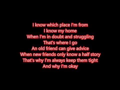 Mama said - Lukas Graham (Lyrics)