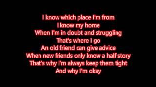 Mama said - Lukas Graham (Lyrics)