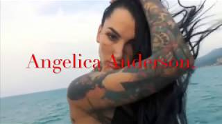Angelica Anderson.