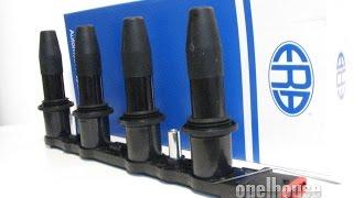 Замена катушки зажигания Опель двигатель GM 1,6 ecotec