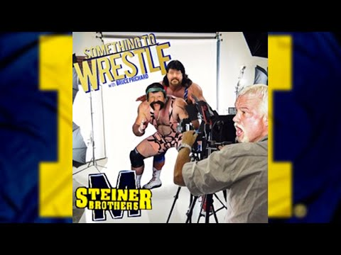 Episode 77: The Steiners and Big Poppa Pump in the WWF