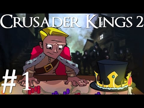 Crusader Kings 2 | The Bedouin Prince | Part 1 | The Emir Of Seville