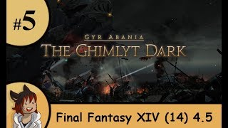 FFXIV Stormblood 4.5 part 5 - The face of war