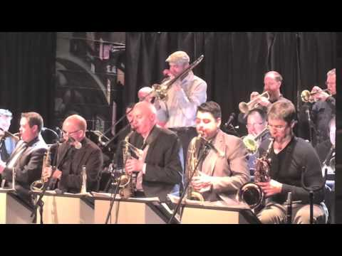 Eric Nakanishi ~ Performance #2 with Bob Mintzer